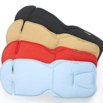Мягкая подкладка на сиденье Buggypod, цвет красный