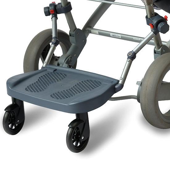 E.Z.Step-универсальная подножка  к коляске для второго ребенка.  Litaf, Израиль.