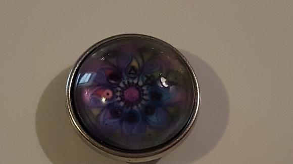 pf-1 purple flower