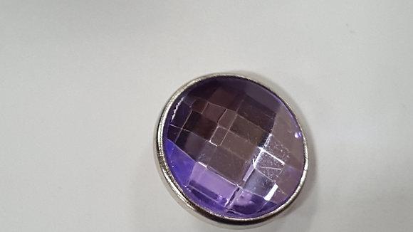 pr-3 purple rhinestone