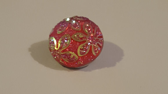 pf-2 pink shiny flower
