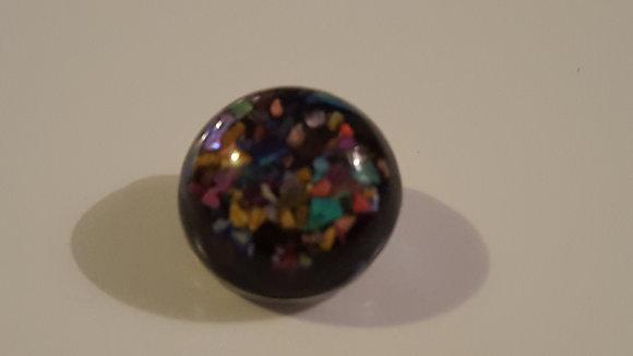 blm-2 black multi marble