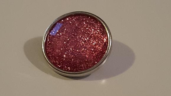 pg-1 Pink glitter 18mm