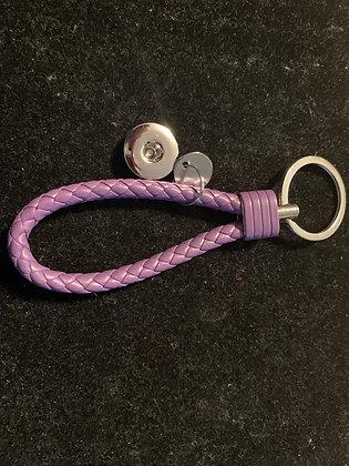 Purple Key chain
