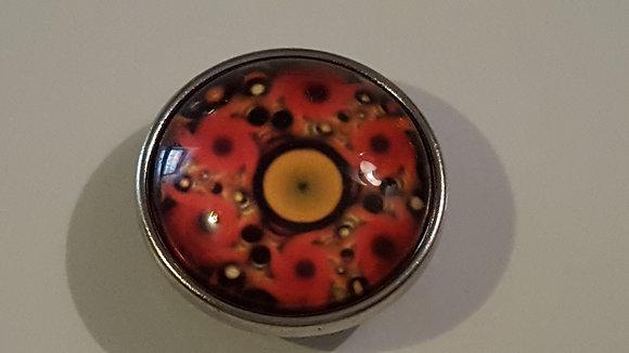 f-1 Red flower