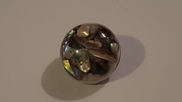 wm-2 white multi marble