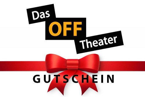 OFF Theater Gutschein