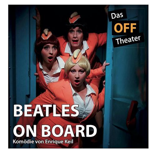Programmheft Beatles on Board