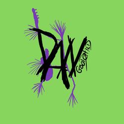 design by damien dan goodchild logo
