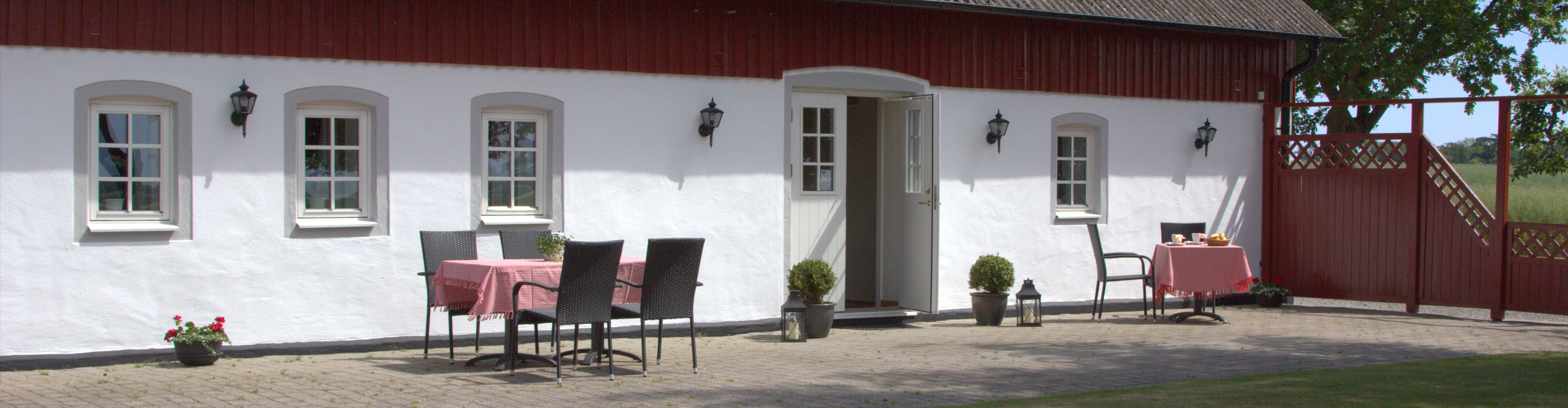 b&b near Ystad