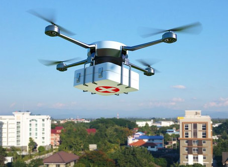 China combats Coronavirus with drones