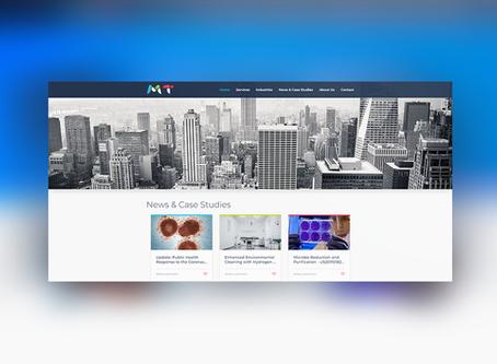 MT Consulting Web Design