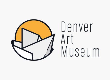Denver Art Museum | Brand Identity Proposal