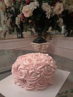 French Vanilla Buttercream Cake
