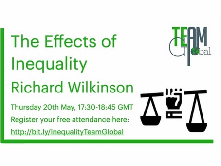 Richard Wilkinson Briefing