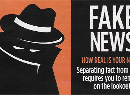 'Fake News – How Can You Tell?'