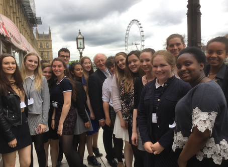 2016 Member's Day at the House of Lords