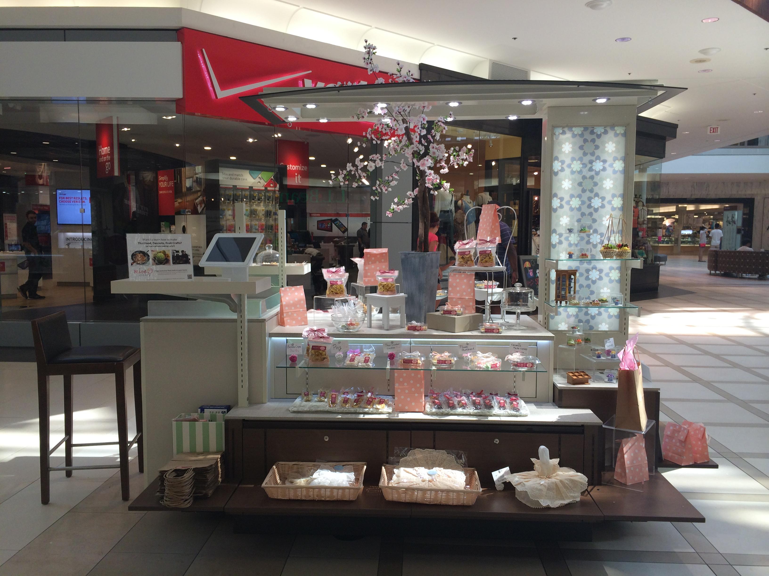 Our Dessert Kiosk