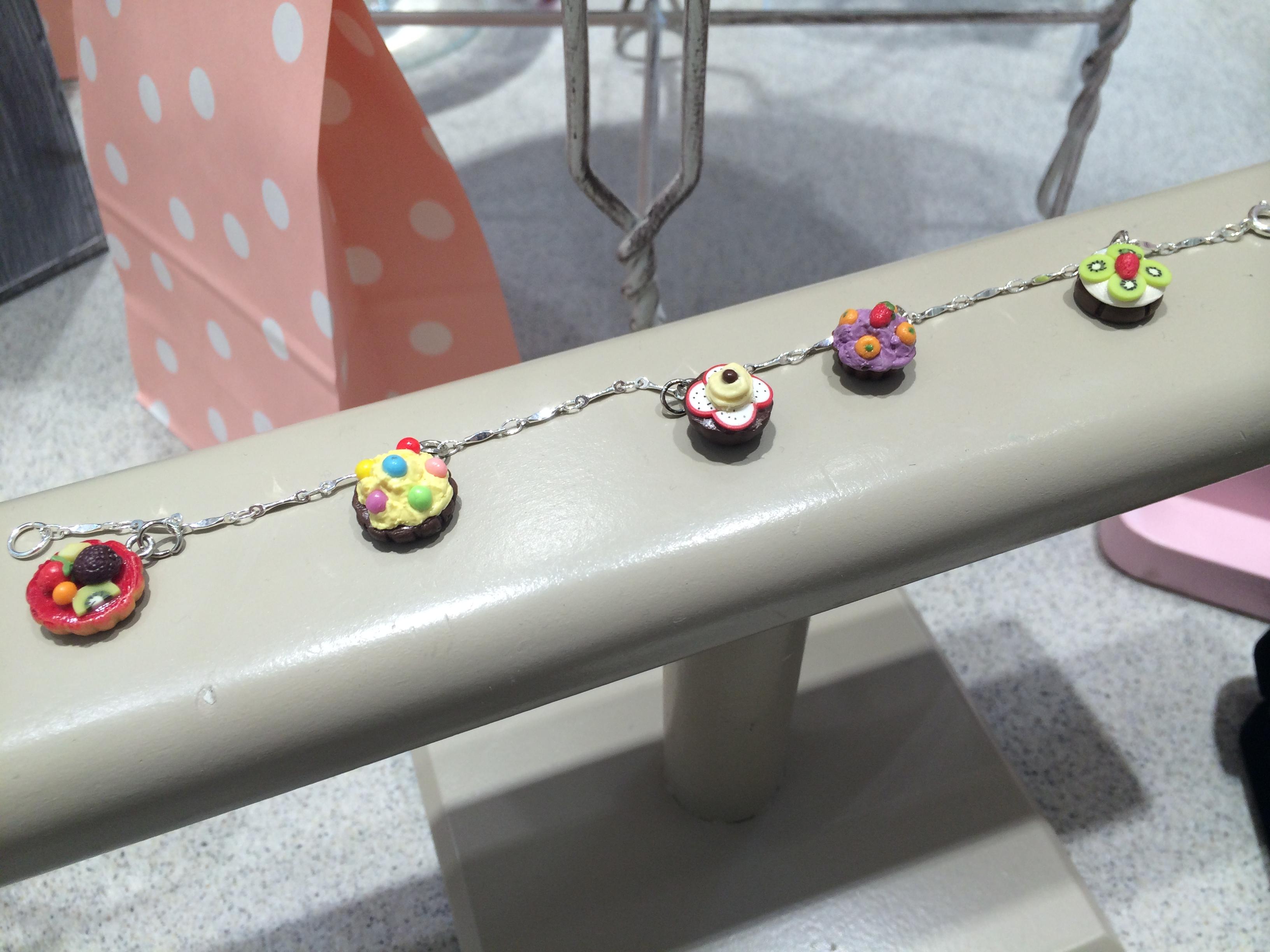 Cake Bracelet