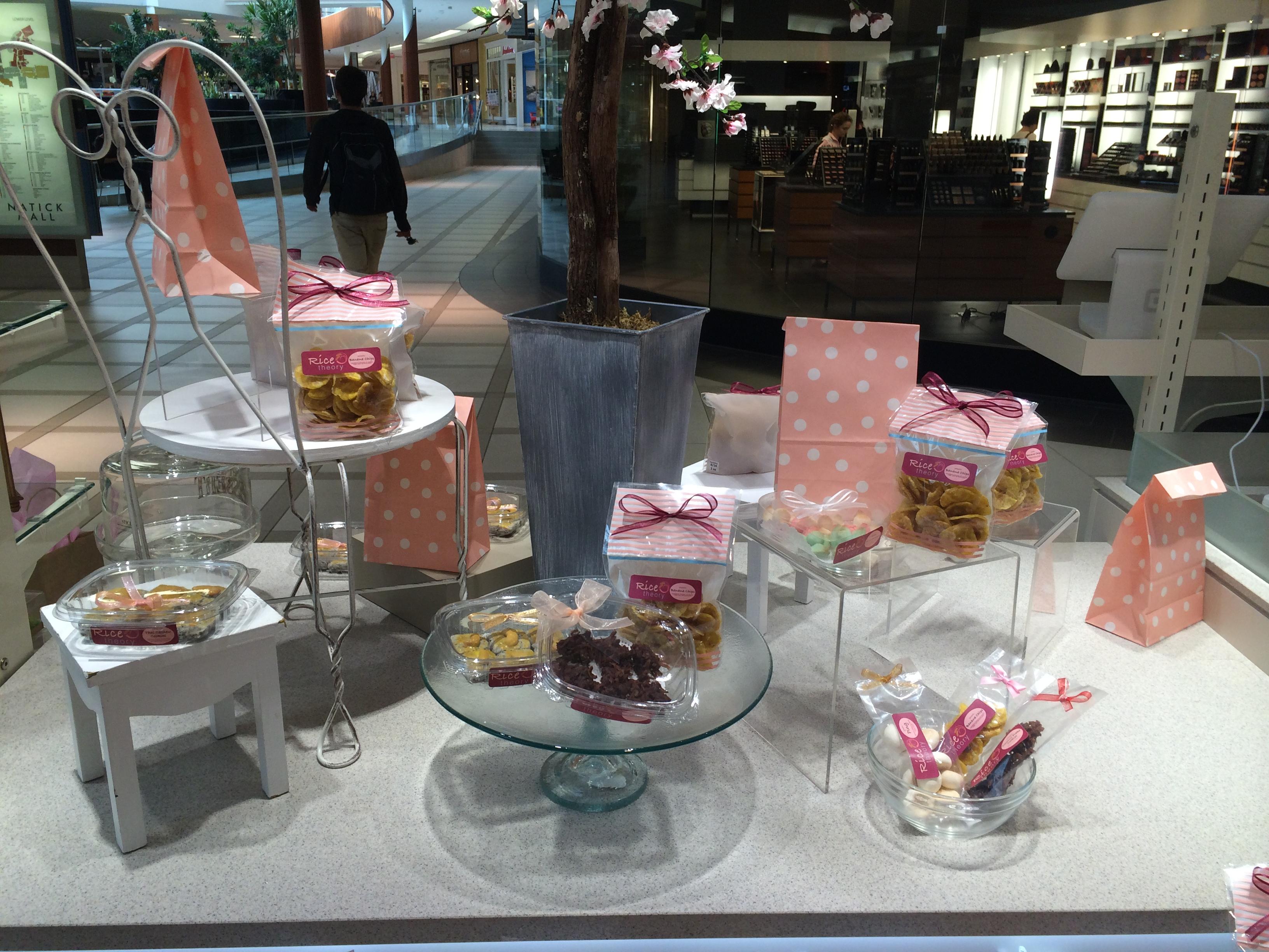 RiceTheory's Dessert Display
