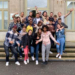 Eglise Clues Groupe de jeunes