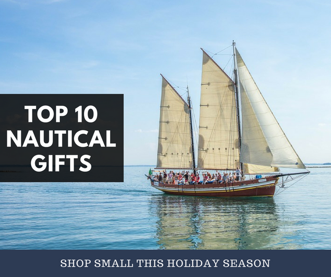 Top 10 Nautical Gifts for The Holidays