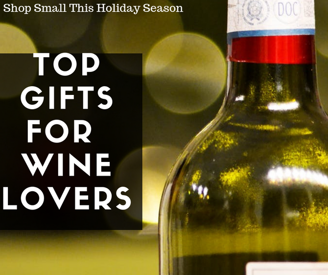 Top Gifts for Wine Lovers (That Aren't Actually Wine)