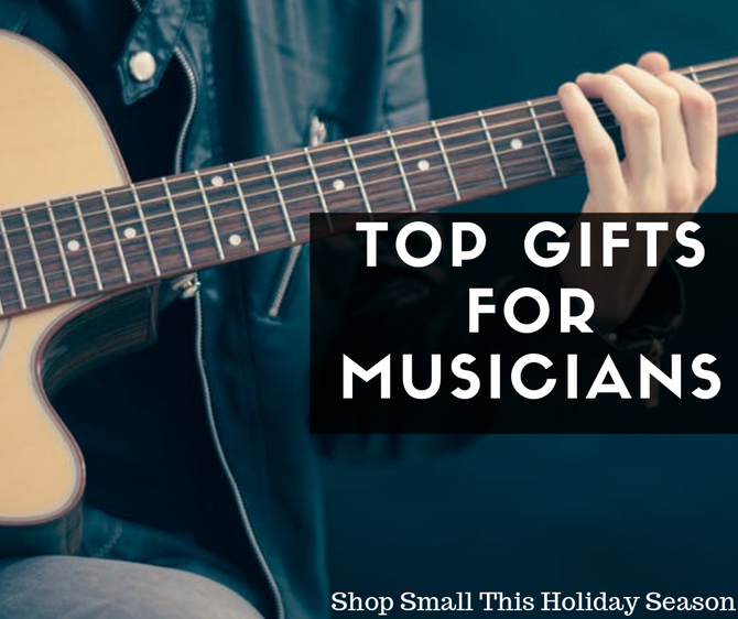 The Best Handcrafted Gifts for Musicians