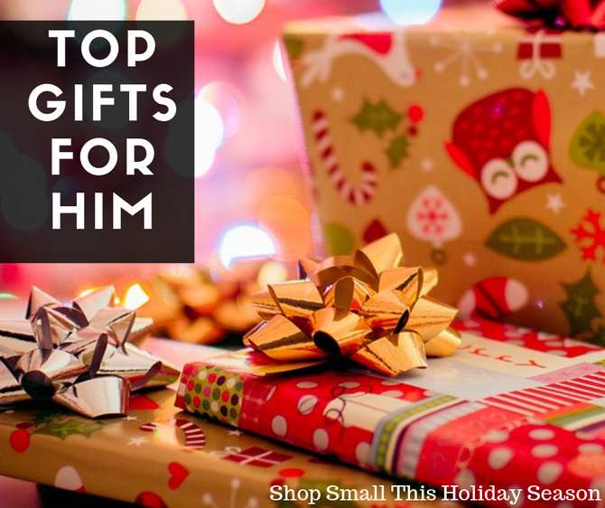 The Best Handcrafted Gifts for Him