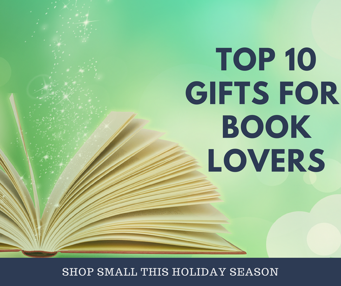 Top 10 Gifts For Book Lovers