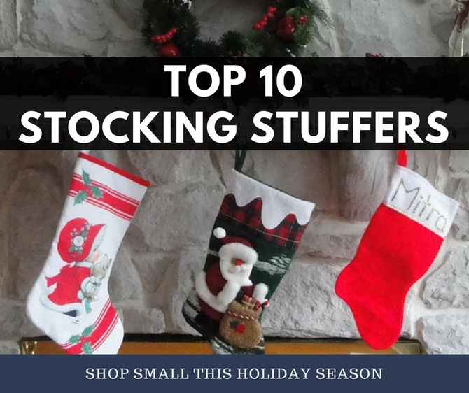 Top 10 Stocking Stuffer Ideas