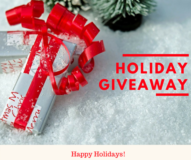 Win $250 Worth of Prizes! Happy Holidays! #Giveaway #Contest #EnterToWin