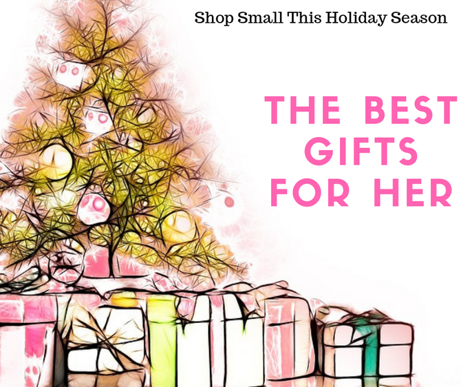 The Best Handcrafted Gifts for Her
