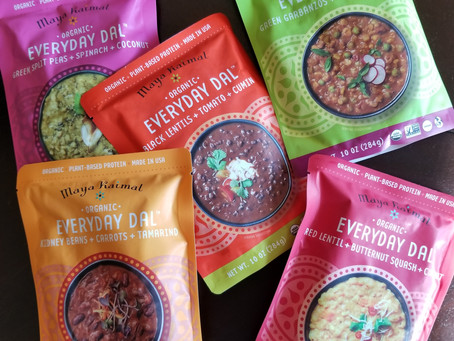 Maya Kaimal Fine Indian Foods Everyday Dal Review