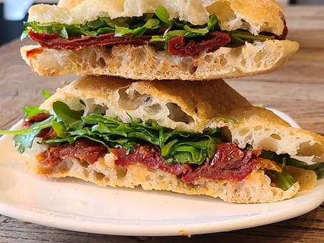 Farinolio Cucina: Vegan Valentine's Dinner