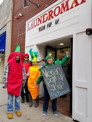 Morristown Vegan Pop Up: Highlight Reel