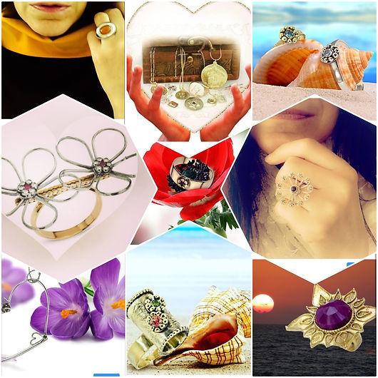 Etty Tayar Jewelry Design | אתי תייר מעצבת תכשיטים