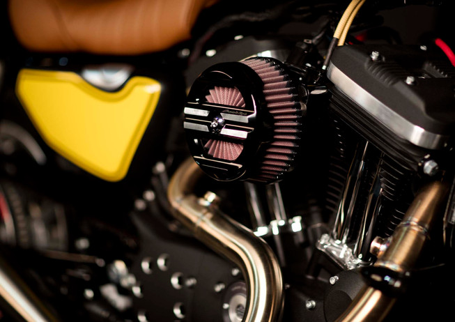 29 commercial photography for Harley Dav