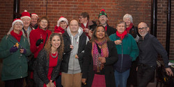 Viva Voce Choir at Charity Event