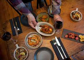 We're on a mission to make Tuesday the best night of the week - Tapas Tuesday