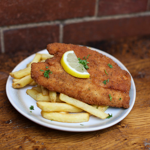 Fish and chips panado Go Bifanas Portugu
