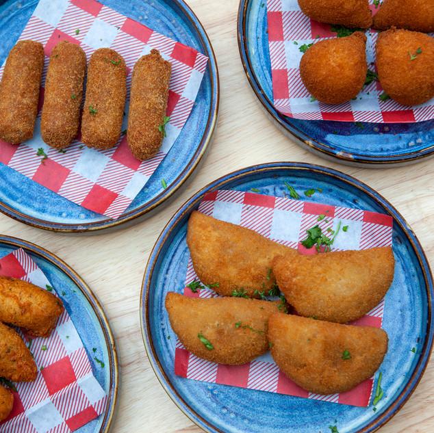 Go Bifanas Portuguese takeaway snacks  I