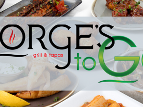 Jorge's To Go – a takeout treat and the gift of great food!
