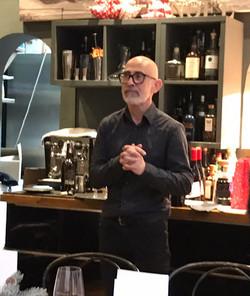 Owner of Jorge's Restaurant Jorge