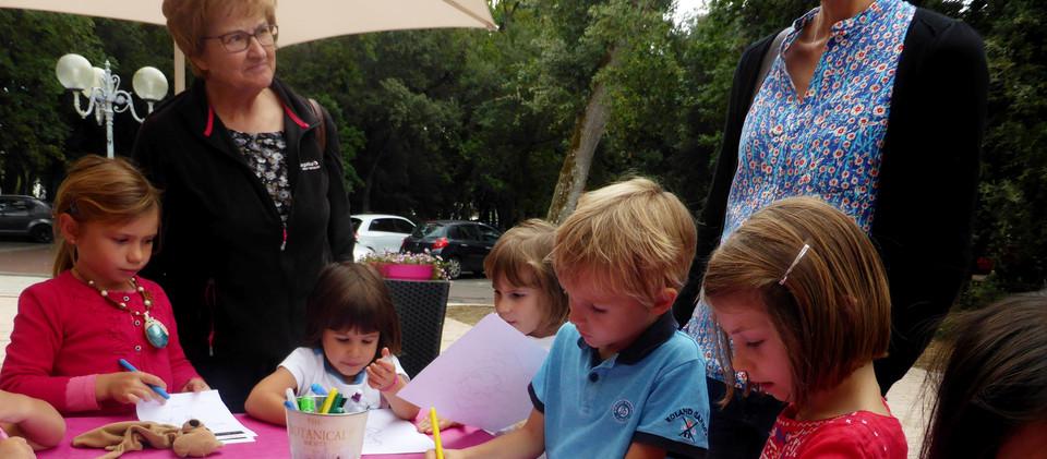Goûter citoyen avec les enfants