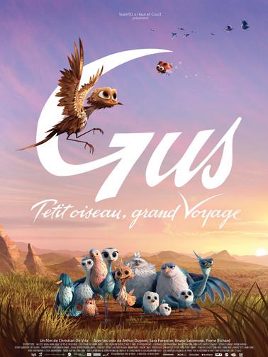 Gus, petit oiseau