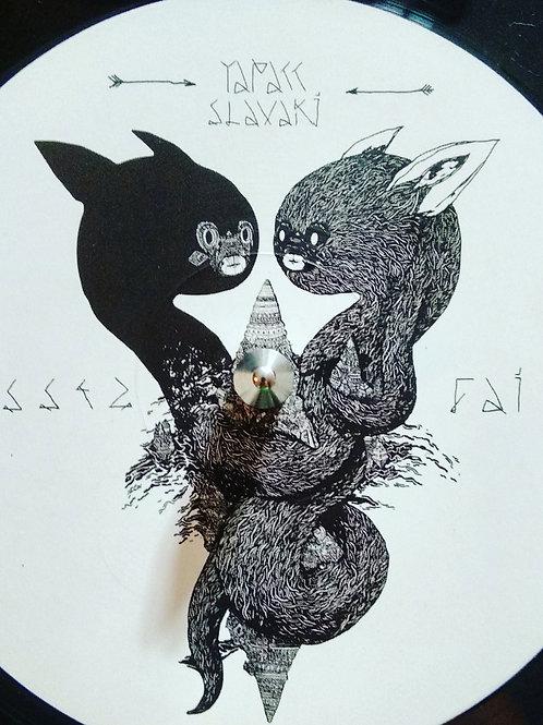 """Yapacc/Slavaki - Laissez Faire 12"""" vinyl"""