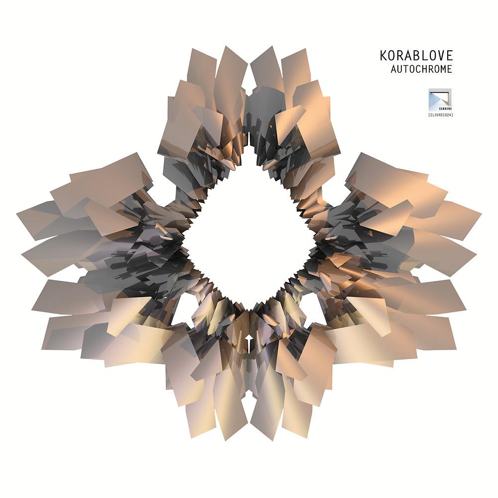 [ELSVREC024] Korablove - Autochrome (incl. Anonym, Slavaki remixes)