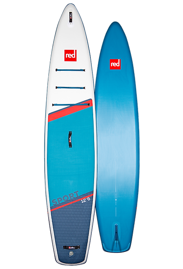 """RED PADDLE SPORT 12'6"""""""