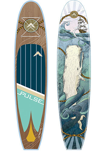"PULSE MOBY 11'4"" TRADITIONAL"